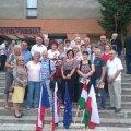A magyar résztvevők